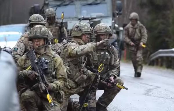 NATO SE RASPOREĐUJE U CRNOJ GORI: SPREMAJU SE ZA RAT SA RUSIJOM | srpskidnevnik.com